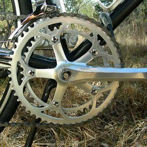 SunTour 53/42 Chainrings