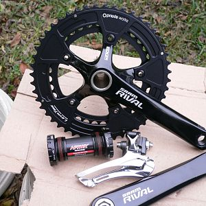 Praxis Works 48/36 Chainrings